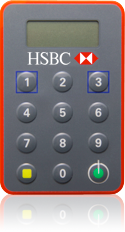 HSBC - Business Internet Banking Security Device